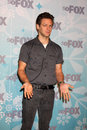 Jacob pitts los angeles jan arrives at the fox tca winter party at villa sorriso on january in pasadena ca Royalty Free Stock Photos