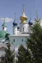 Jacob saviour monastery rostov the great russia xvii century Royalty Free Stock Photos