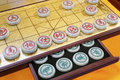 Jade chinese chess Royalty Free Stock Photo