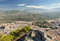 Jaen City Spain Royalty Free Stock Photos