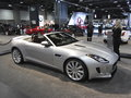 Jaguar F Type Royalty Free Stock Photography