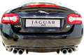 Jaguar Xkr Stock Photography
