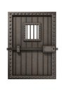 Jail door Stock Image
