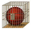 Jailed Basketball Stock Photos