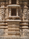 Jain Temple in Ranakpur Stock Photo
