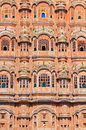 Jaipur Wind Palace Royalty Free Stock Image