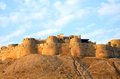 Jaisalmer fort in india Stock Image