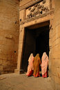 Jaisalmer gate Stock Images