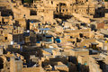 Jaisalmer, the golden city Stock Photo