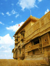 Jaisalmer, the magnificent Golden City, Rajasthan Stock Photo