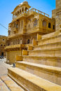 Jaisalmer Palace Stock Photos