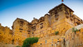 Jaisalmer Ramparts Royalty Free Stock Photography