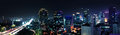 Jakarta City At Night