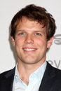 Jake lacy arrive s at the abc summer press tour party los angeles august beverly hilton hotel on august in beverly hills ca Stock Photography