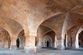 Jama masjid in mandu india ruins of afghan architecture Stock Photos