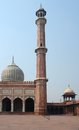 Jama masjid part of the mosque in delhi india Royalty Free Stock Photos