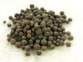 Jamaican peppercorns Royalty Free Stock Photography