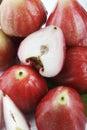 Jambu/water apple Stock Photos
