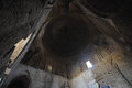 Jameh mosque complex interior view of Royalty Free Stock Image