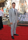 James badge dale anaheim ca june at the world premiere of his new movie the lone ranger at disney california adventure Stock Image