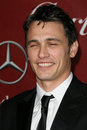 James Franco Royalty Free Stock Photo