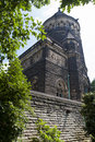 James A. Garfield Memorial. Cleveland, Ohio. Stock Photos