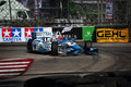 James hinchcliffe przy toyota uroczysty long beach prix Obraz Royalty Free