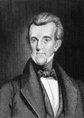 James Knox Polk Stock Photo
