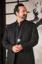James mangold august tokyo japan – appears at the japan premiere for the wolverine by in the roppongi hills tokyo Royalty Free Stock Images