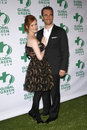 James van der beek kimberly brook los angeles feb arrives at the global green usa s th annual pre oscar party at avalon on Stock Photos