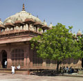 Jami Masjid Mosque - Fatehpur Sikri - India Royalty Free Stock Images