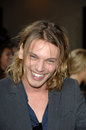 Jamie campbell jamie campbell bower jamie campbell bower at the the twilight saga new moon los angeles premiere mann village Royalty Free Stock Photo