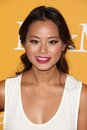 Jamie Chung at the Women In Film Crystal + Lucy Awards 2012, Beverly Hilton Hotel, Beverly Hills, CA 06-12-12 Royalty Free Stock Photos