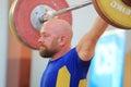Jan Zajan - weightlifting