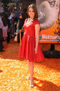 Jane carrey at the world premiere of dr seuss horton hears a who mann village westwood ca Stock Photos
