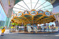 Janes Carousel Brooklyn Stock Photos