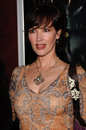 Janine turner actress at a vip screening for the ring two march los angeles ca paul smith featureflash Stock Image