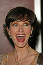 Janine turner at the vip screening of the ring two arclight hollywood hollywood ca Royalty Free Stock Photo
