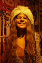 Janis Joplin Royalty Free Stock Photography