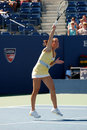 Jankovic Jelena at US Open 2008 (6) Royalty Free Stock Photos