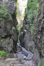 Janosikove diery trail,Mala Fatra,Slovakia