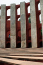 Jantar mantar, delhi, detail Royalty Free Stock Images