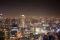 Japón kansai osaka city night Fotografía de archivo