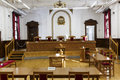 Japan court old of former sapporo of appeals Stock Photography