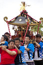 Japan And Friends Day Festival Royalty Free Stock Photography