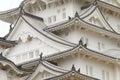 Japan : Himeji Castle Royalty Free Stock Photo