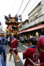 Japan : Kawagoe Festival Royalty Free Stock Image