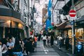 stock image of  Japan street food