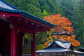 Japanese Autumn Stock Image