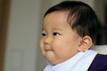 Japanese Baby boy Royalty Free Stock Photo